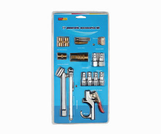 17PCS AIR BLOW GUN KIT