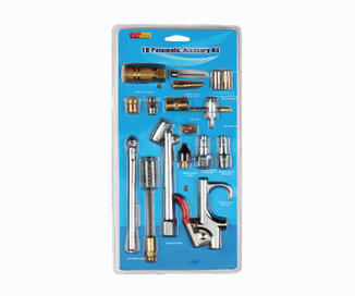 18PCS AIR BLOW GUN KIT