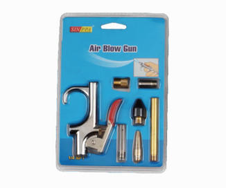 7PC AIR BLOW GUN KIT