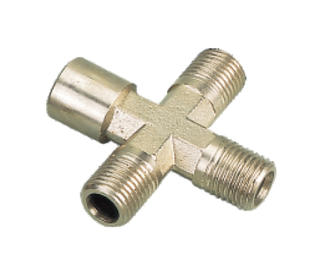 CROSS TYPE CONNECTOR (FXMXMXM)