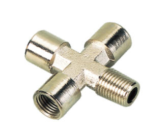 CROSS TYPE CONNECTOR (FXFXMXM)