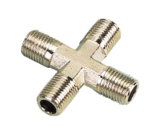 CROSS TYPE CONNECTOR (MXMXMXM)
