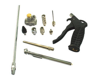 11PCS AIR BLOW GUN KITS
